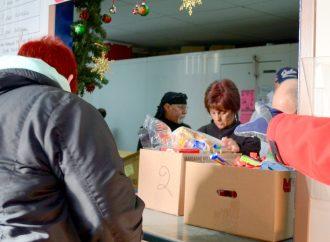 Près de 1700 paniers de Noël distribués dans les foyers de la MRC Drummond