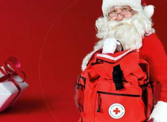 À Drummondville, le père Noël a une bonne idée cadeau!