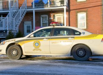 La SQ démantèle un point de vente de stupéfiants à Drummondville