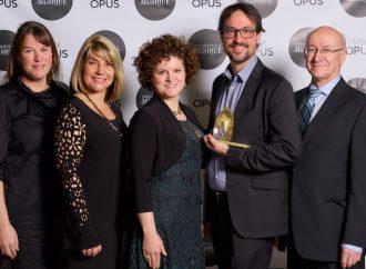 L'OSD lauréat « Concert de l'année – Régions » aux prix OPUS du Conseil québécois de la musique