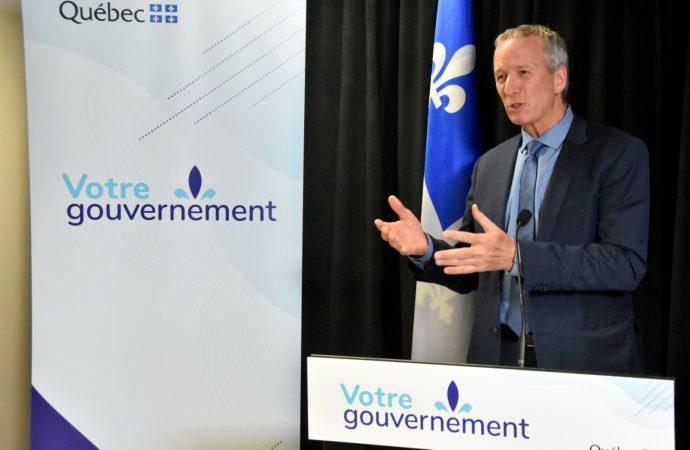 Achat local – Le gouvernement lance sa première stratégie pour favoriser l'achat d'aliments québécois dans les institutions publiques