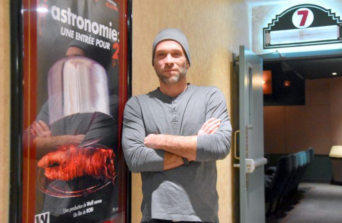 """Le producteur cinématographique Steve Robillard récidive sur grand écran avec """"Gastronomie 2"""""""