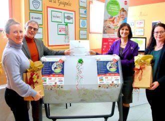 Plus d'un millier de paniers et de l'aide alimentaire à l'année grâce à la Guignolée