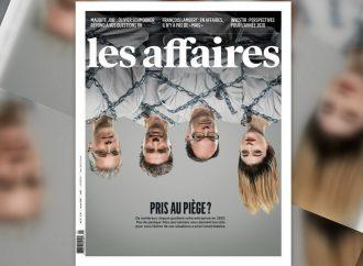 """La presse écrite est en pleine mutation et """"Les Affaires"""" n'y échappe pas"""
