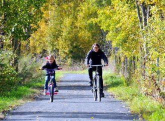 La Ville de Drummondville aménage le tout premier parcours de vélo éducatif au Québec