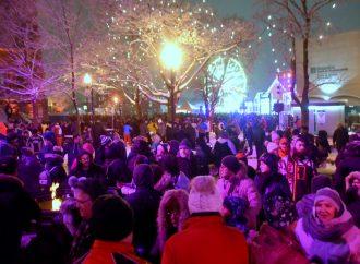 Le D31: un party et rassemblement festif et féerique réussi pour accueillir 2020 !