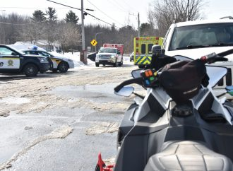Une femme perd la vie dans un accident de motoneige à Wickham