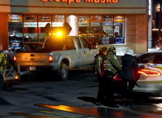 Un employé municipal de Drummondville permet l'arrestation d'une conductrice en état d'ébriété