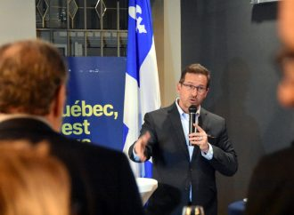 """Bloc Québécois – Nouvel exécutif """"gonflé à Bloc"""" dans Drummond"""