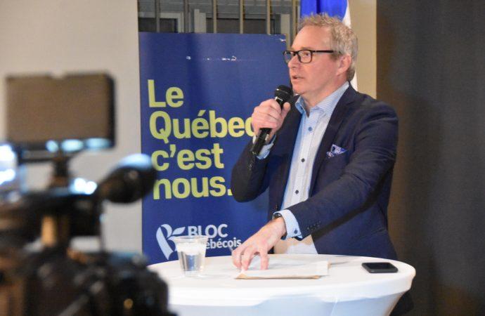 1000 $ aux vacanciers, le Bloc Québécois propose une solution immédiate