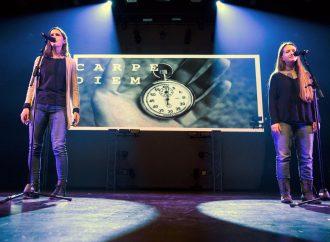 Élisa Thériault et Rachel St-Laurent représenteront le Cégep de Drummondville à la finale régionale du concours Cégeps en spectacle