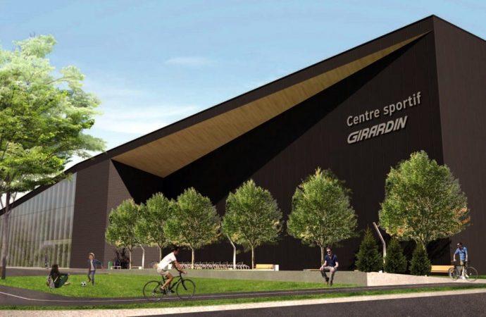 Construction du centre sportif Girardin – Le conseil municipal procède à l'octroi du contrat de construction de 19,1 M $