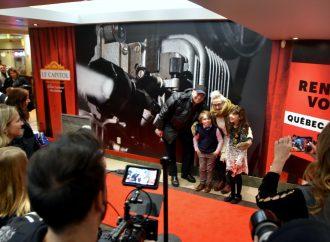"""Les """"Rendez-Vous Québec Cinéma"""" – Une première soirée """"Tapis rouge"""" réussie pour la 3e édition du 7e art Québécois au Cinéma Capitol de Drummondville"""
