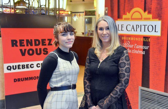Tapis rouge et une 3e édition des Rendez-Vous Québec Cinéma à Drummondville