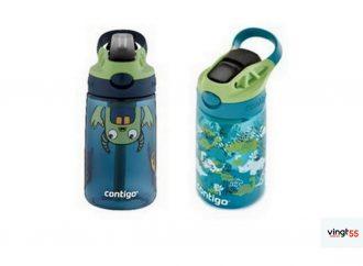 RAPPEL IMPORTANT – Bouteilles d'eau nettoyables pour enfants Contigo rappelés en raison d'un risque d'étouffement