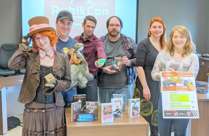 Le RubikCon – un 3e rendez-vous incontournable revient à Drummondville