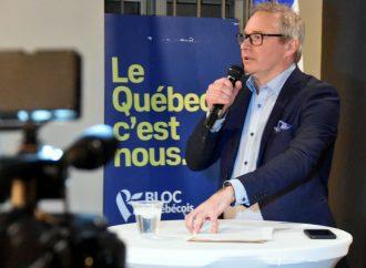Covid-19: Subvention salariale aux travailleurs et PME, le bloquiste Martin Champoux presse Trudeau d'agir