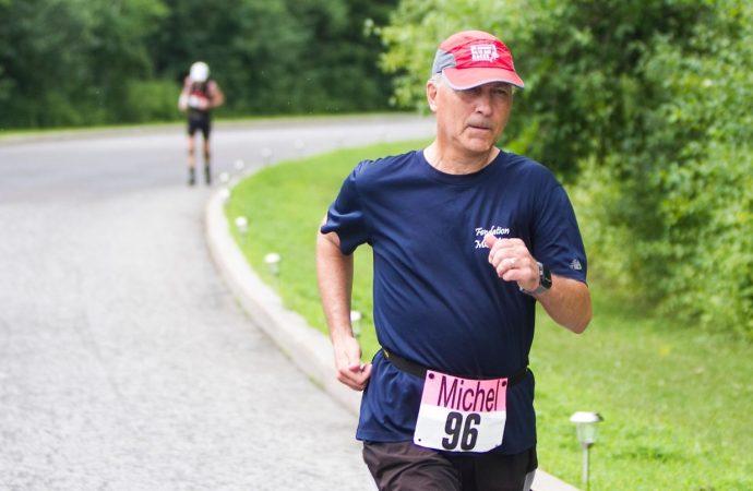 100 Ultramarathons en 2020 pour Michel Gouin