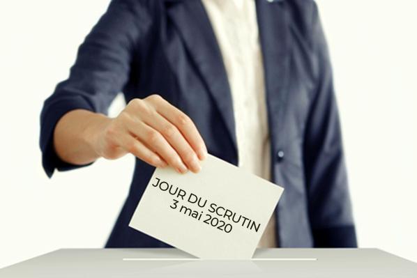 Élection partielle à la mairie : les Drummondvillois appelés aux urnes le 3 mai 2020