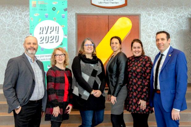 Drummondville, fière hôte du 20e rendez-vous Panquébécois de secondaire en spectacle