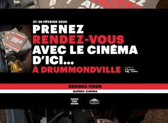 Rendez-vous Québec Cinéma –  Une programmation bien remplie pour la 3e édition du 27 au 29 février au Cinéma Capitol