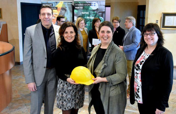 Un nouveau programme d'électromécanique voit le jour à Drummondville grâce à la collaboration de CSDC et SDED
