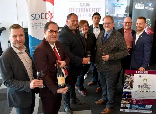 Une 2e édition du Salon Découverte vins et spiritueux à ne pas manquer à Drummondville