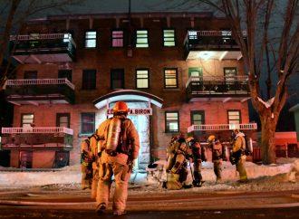 Des locataires évacués suite à un début d'incendie rue Lindsay à Drummondville