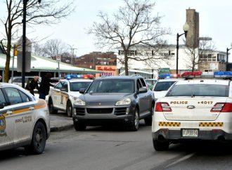 Interventions policières et arrestations remarquées à Drummondville