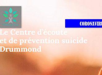 Coronavirus : Isolement, anxiété, le CEPS Drummond offre ses services d'écoute à la population