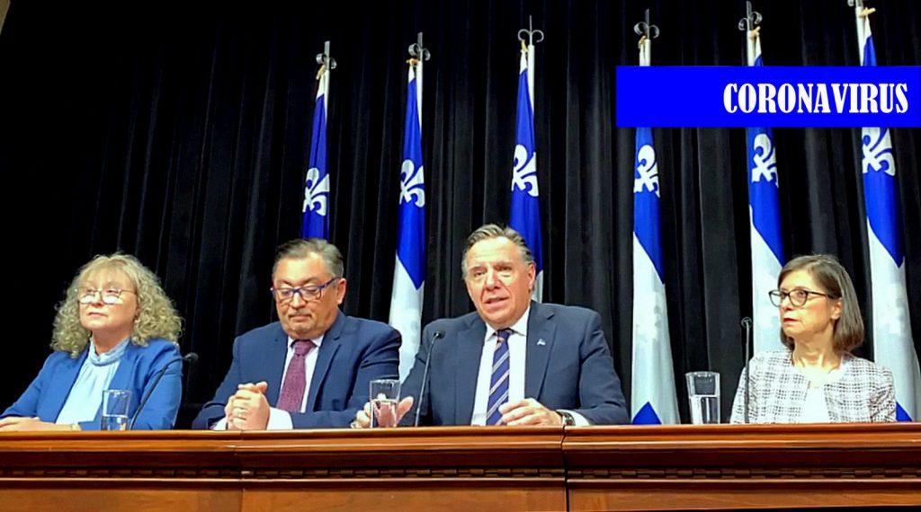 Covid 19 Le Gouvernement Du Quebec Exige La Fermeture De Plusieurs Commerces Endroits Publics Et Lieux De Rassemblement Vingt55