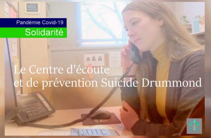 """COVID-19: """"Briser l'isolement"""" Le CEPS lance un mouvement de solidarité dans la MRC Drummond"""