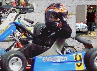 Un jeune pilote de 6 ans passionné de karting finance lui-même sa passion à Drummondville