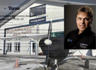 La direction de Select Aviation souhaite rectifier des propos mensongers et diffamatoires publiés par le Journal L'Express