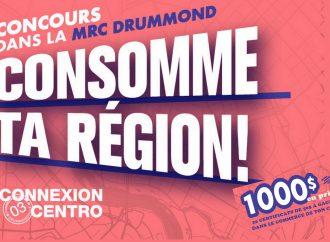 Connexion Centro vous invite à participer au concours ''Consomme ta région !''