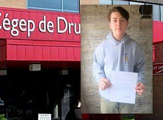La qualité des étudiants du Cégep de Drummondville saluée par le Groupe Soucy