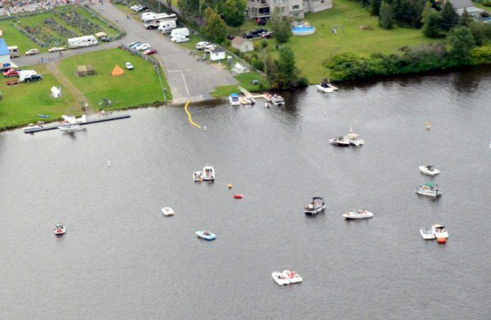 Accès à la rivière, bibliothèque publique, l'hôtel de ville et camps de jour, le maire de Drummondville fait le point