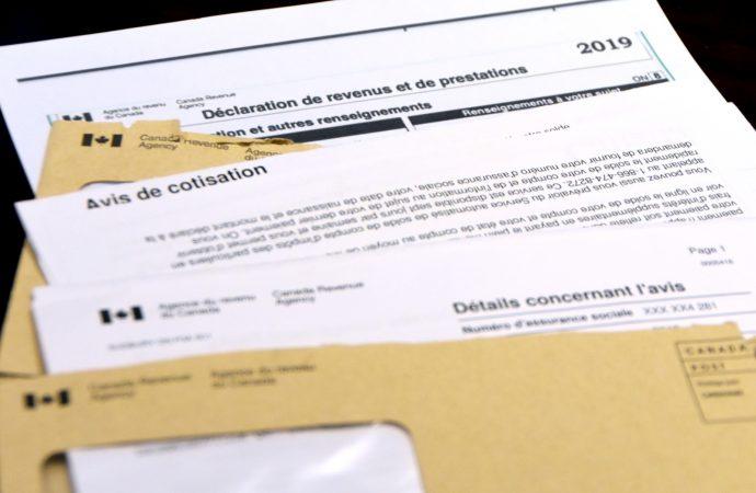 Déclarations de revenus, nouvelles échéances de paiement et de production des déclarations