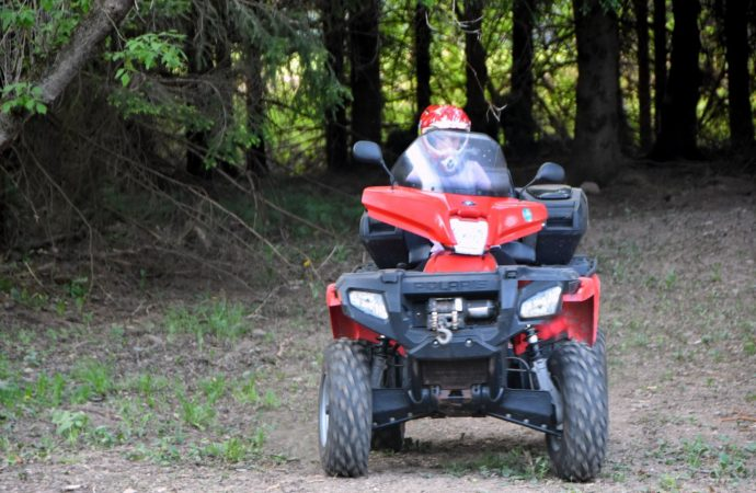 Déconfinement, le MTQ annonce que la pratique du VTT et du motocross est permise