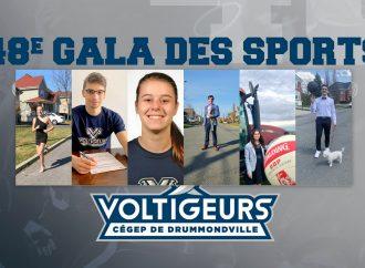 Sept jours de festivités virtuelles pour reconnaître les étudiants-athlètes du Cégep de Drummondville