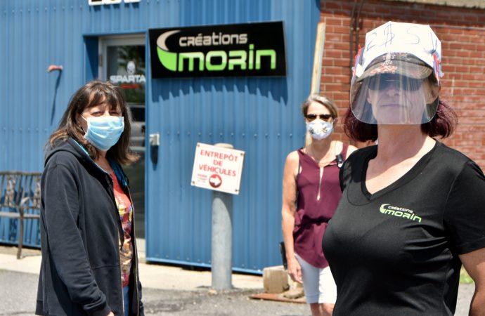 COVID-19: Les employés de Créations Morin de Drummondville souhaitent que leur demande soit entendue