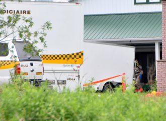 Les accusations tombent sur quatre accusés reliés au laboratoire de drogues de synthèse découvert à Danville
