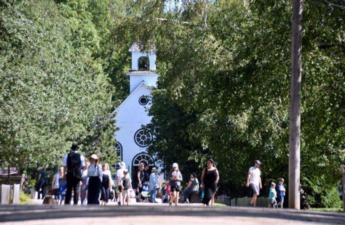 C'est enfin confirmé, le Village québécois d'antan vous attend dès le 18 juillet !