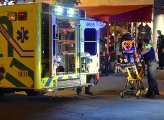 Altercation et agression armée au centre-ville de Drummondville