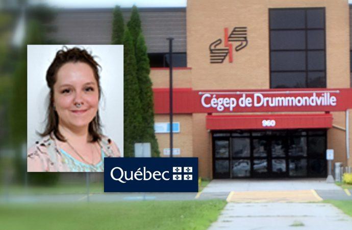 """Concours """"Chapeau, les filles!"""" – Des honneurs pour Anouck Girard-Asselin dans le volet Excelle Science"""