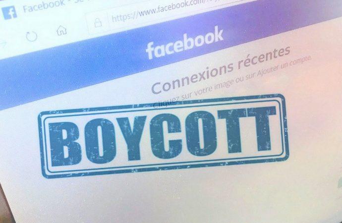 Boycottage publicitaire de Facebook, la CAQ appui le mouvement mondiale