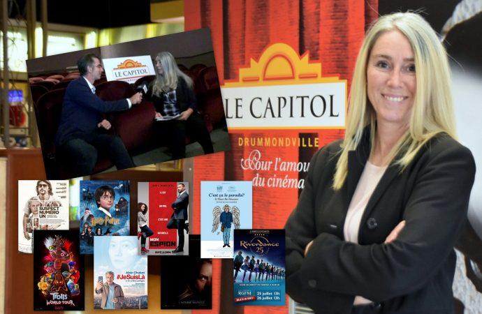 Une nouvelle chronique Cinéma et programmation au Cinéma Capitol Drummondville !