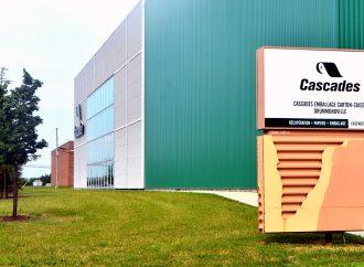 Une première nord-américaine, Cascades lance une barquette alimentaire en carton thermoformé 100 % recyclé et recyclable