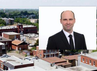 Entrée en fonction du nouveau directeur général de la MRC de Drummond, monsieur Gabriel Rioux