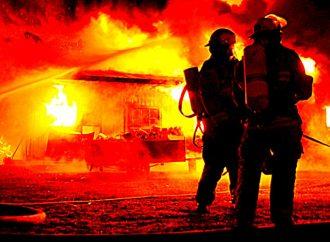 Une porcherie lourdement endommagée par un incendie à Saint-Germain-de-Grantham